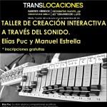Creación interactiva a través del sonido